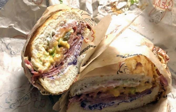 Ikes Sandwich