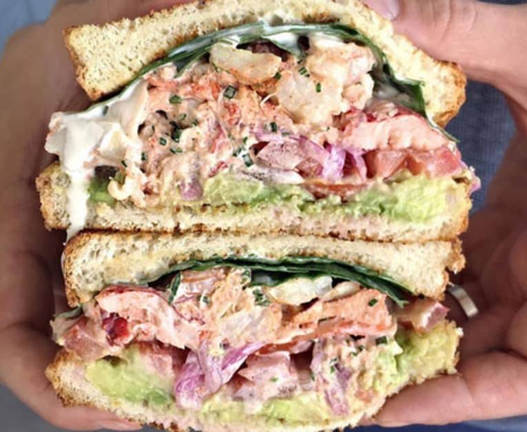 Slapfish Sandwich