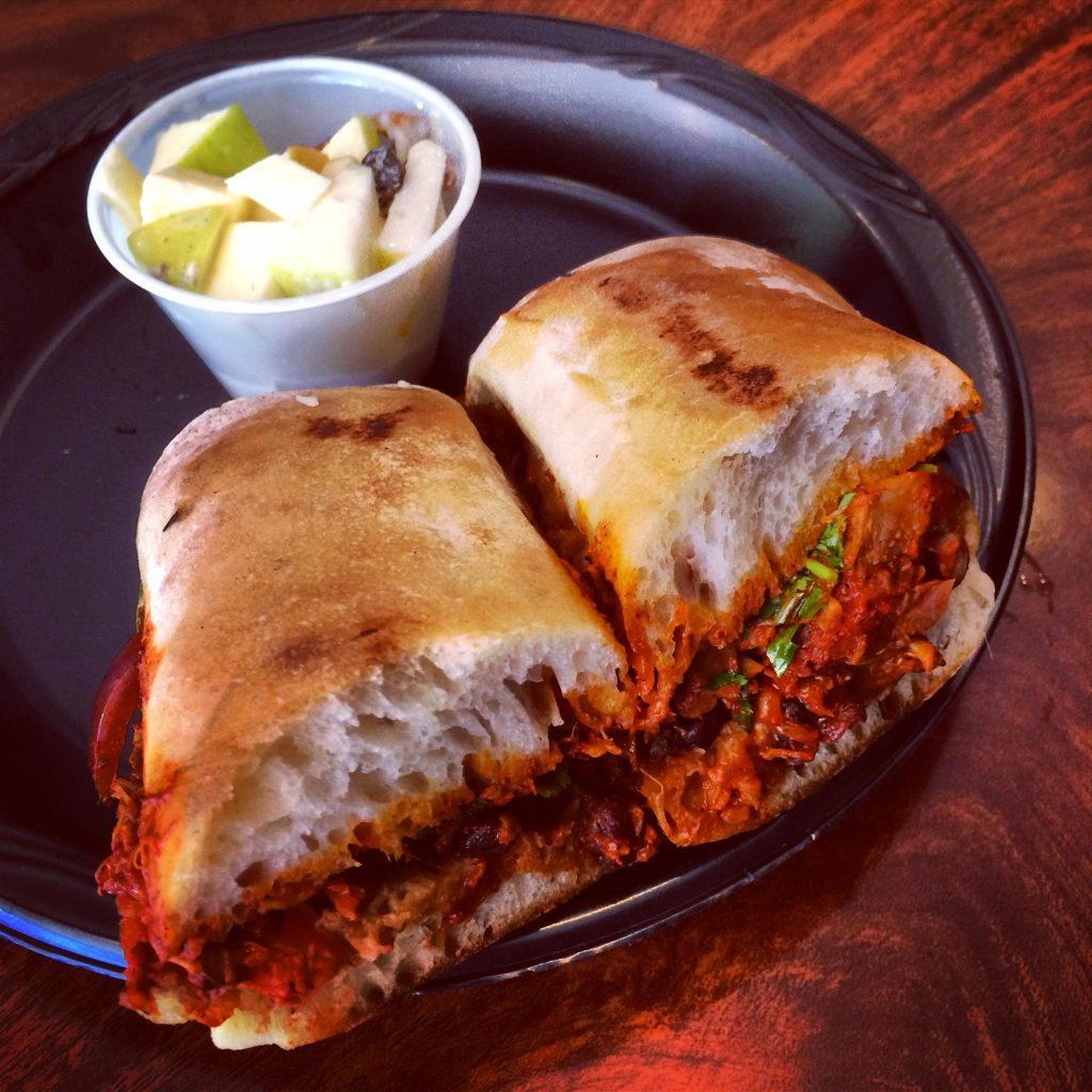 Cook's Tortas Cochinita Sandwich