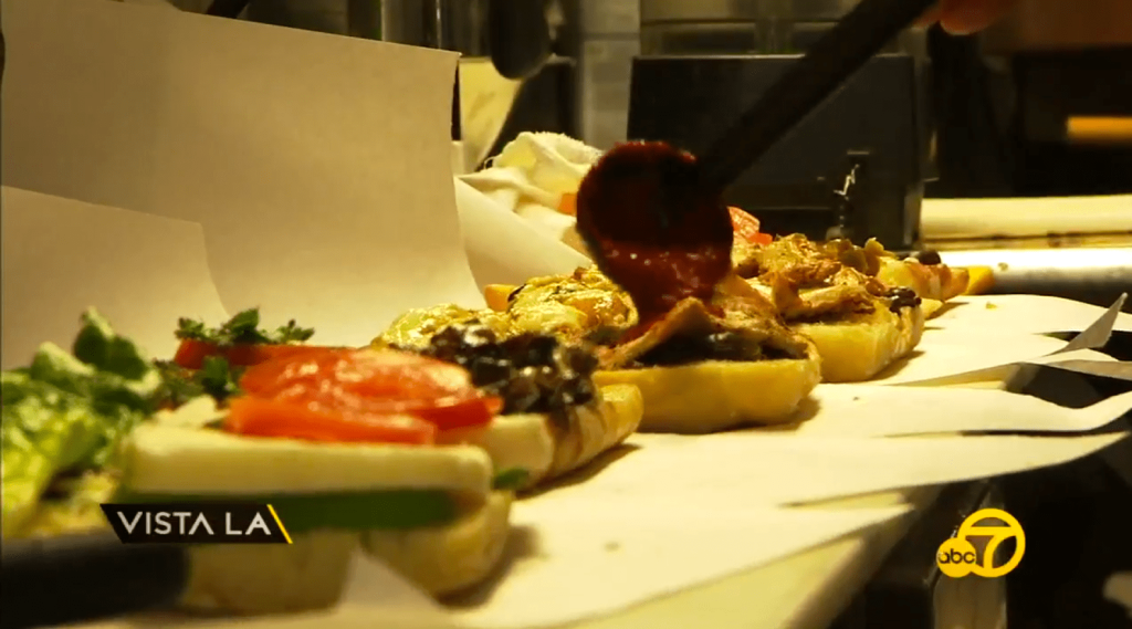 Cook's Tortas Video