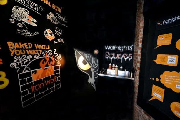 Wolfnights interior