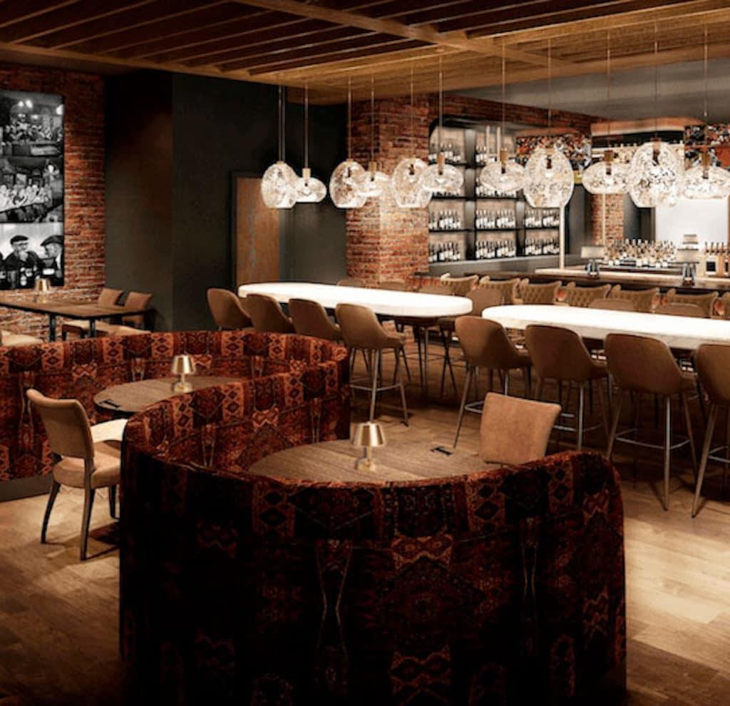 Taffers bar rendering